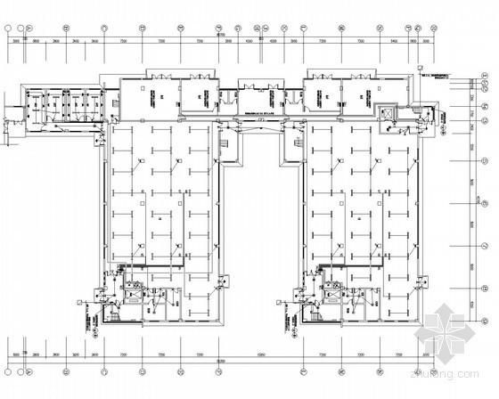 [安徽]厂房电气全套施工图(甲级院设计)