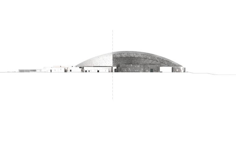 阿拉伯阿布扎比卢浮宫-18