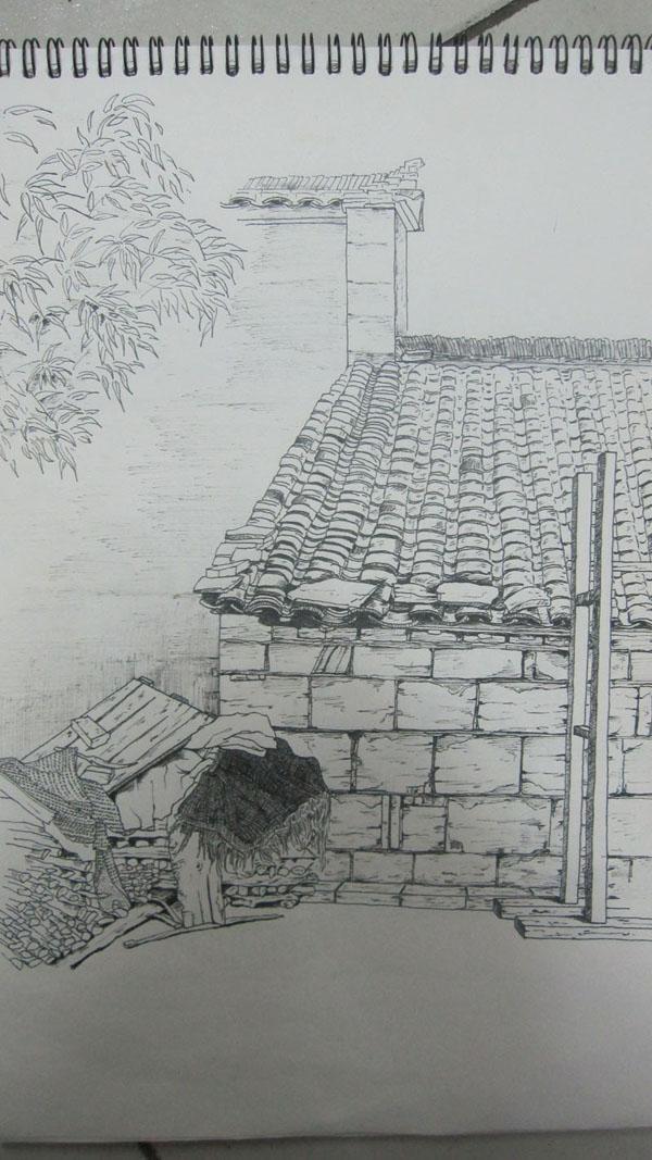 速写建筑 的图像结果图片