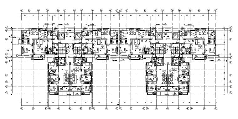 广东省大型住宅项目绿建申报资料及图纸