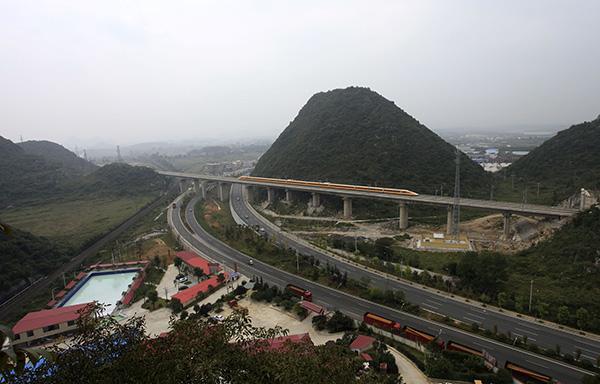 铁总:沪昆高铁贵州段个别隧道存在偷工减料等严重质量问题