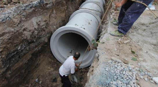 UPVC污水管道施工方案资料下载-[安徽]无为经济开发区段排水管道施工方案
