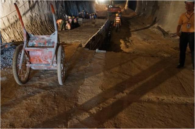 隧道工程安全质量控制要点总结_78