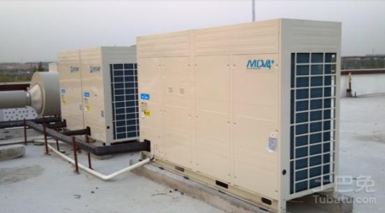 VRV空调自控系统资料下载-中央空调机房项目BIM装配式施工应用全过程