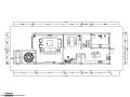 [江苏]现代风格联排别墅设计施工图(附效果图)