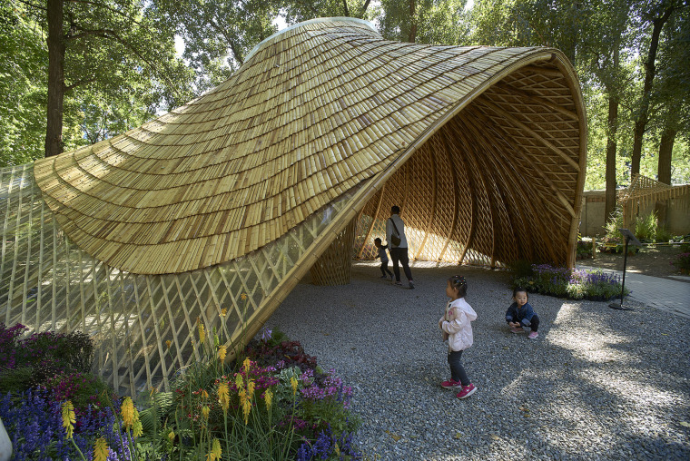北京林业大学花园节信息亭-006-swirling-cloud-bulletin-pavilion-for-bjfu-garden-festival-by-sup-atelier