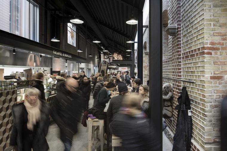 瑞典中央火车站改造案例-6