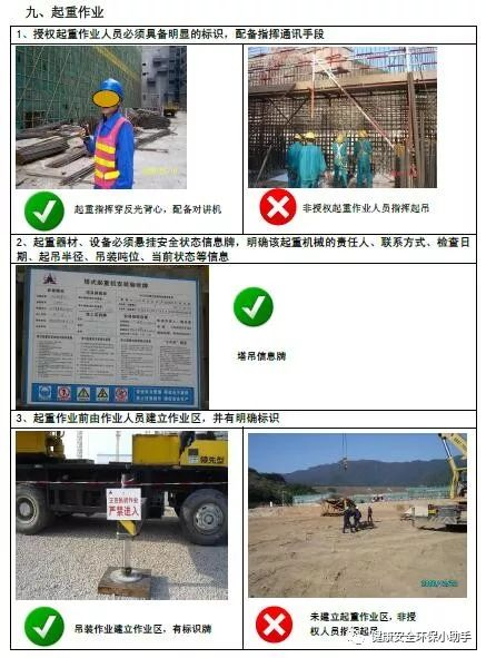 一整套工程现场安全标准图册:我给满分!_23