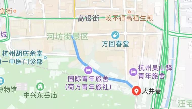 用心感受老杭州小街小巷的慢生活_7