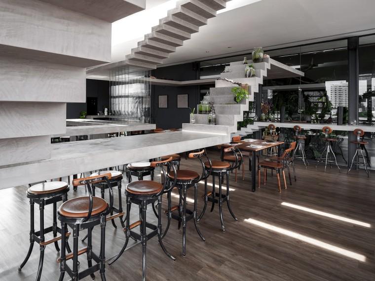 Nowhere酒吧餐厅