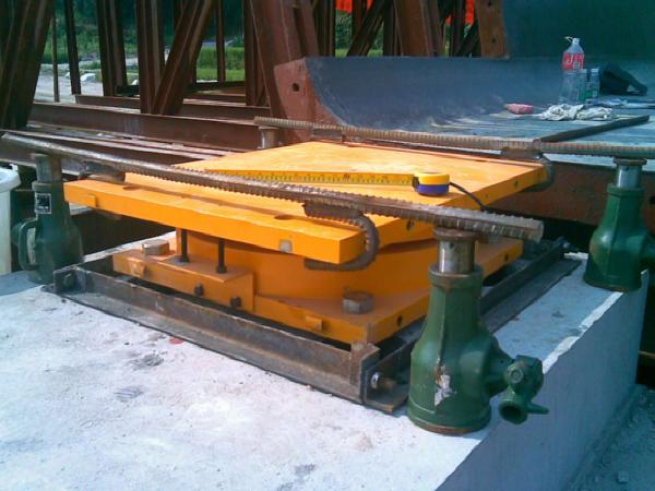 桥梁支座和伸缩缝施工及组织管理