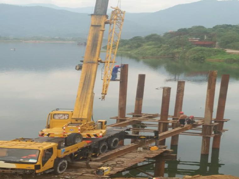 [福建]积善桥钢栈桥/钢平台专项技术方案