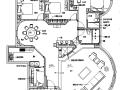 [广东]某中式别墅施工图及效果图