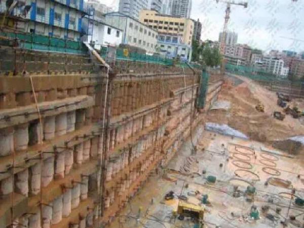 基坑降水工程5大降水方法及降水施工方案