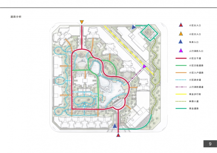 君子园景观设计_8