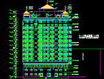 高层住宅建筑施工图