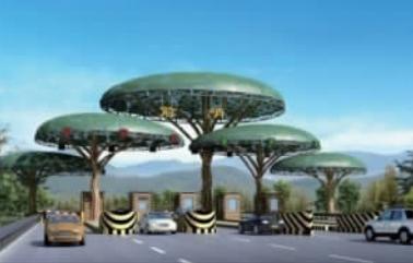 树状结构找形分析及工程应用