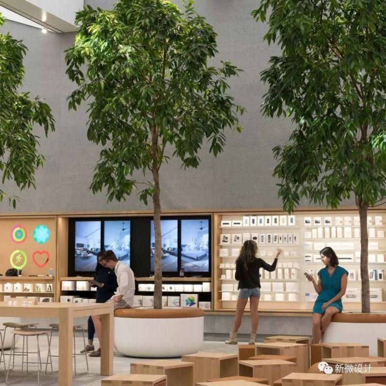 """苹果最新米兰旗舰店设计,被誉为""""欧洲最美苹果店""""_19"""