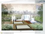 【山西】淡墨山水山西太原新领地居住区景观设计方案