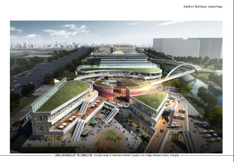 [上海]宝山顾村小辣椒北郊广场规划设计