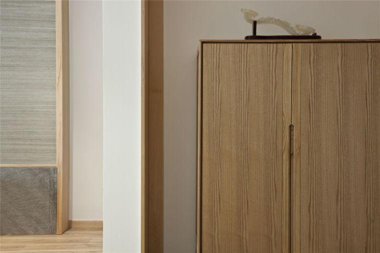 简单自然的中式风格住宅室内实景图 (11)