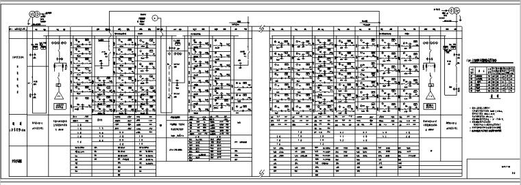 某高层酒店电气设计图纸(全)