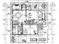 详细全套别墅精装样板间施工图(含效果图、电器图)