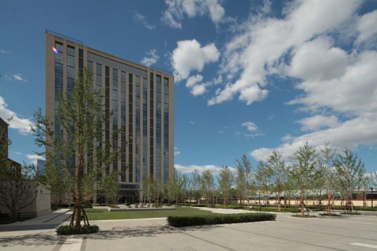 北京大兴启航国际项目商业景观