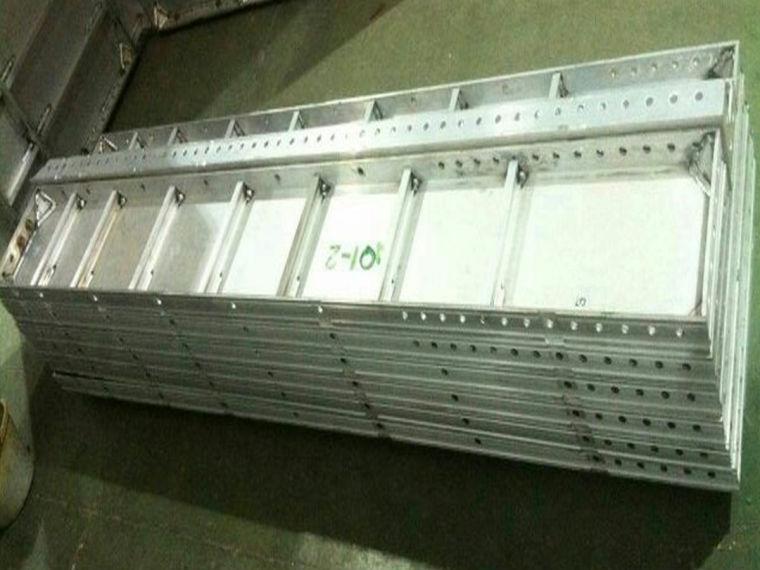[郑州]棚改框剪结构住宅楼铝模板工程施工方案