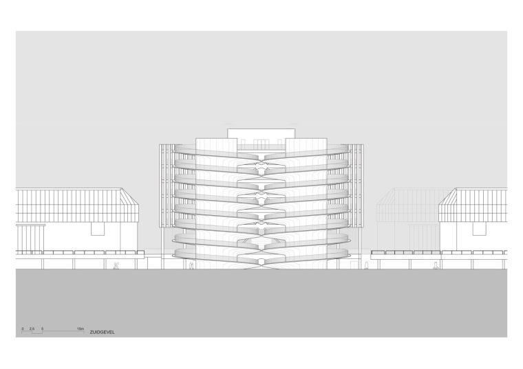 荷兰停车场大楼-18