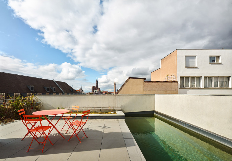 法国斯特拉斯堡办公室与住宅建筑-6