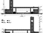 [湖南]16年高层多功能小学校区全专业施工图(含风雨操场、教学楼等)