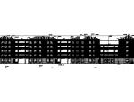 [安徽]多层新中式风格小学办公楼及综合楼建筑施工图(17年最新)