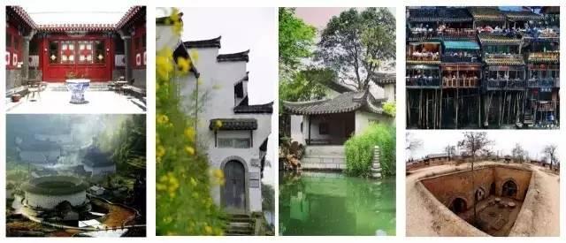 领略传统建筑之美|中国传统建筑六大门派