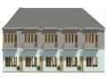 BIM模型-revit模型-国外小公寓(14.6MB)