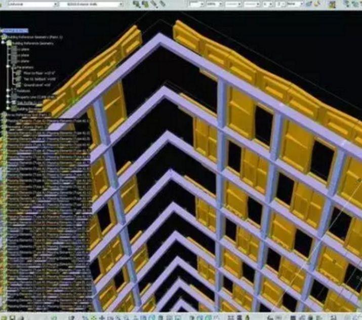 BIM在建筑表皮设计中的应用_6