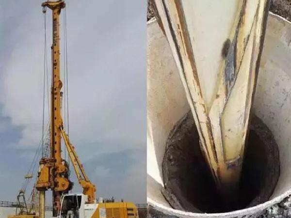 道路桥梁施工中的干成孔旋挖桩施工技术分析