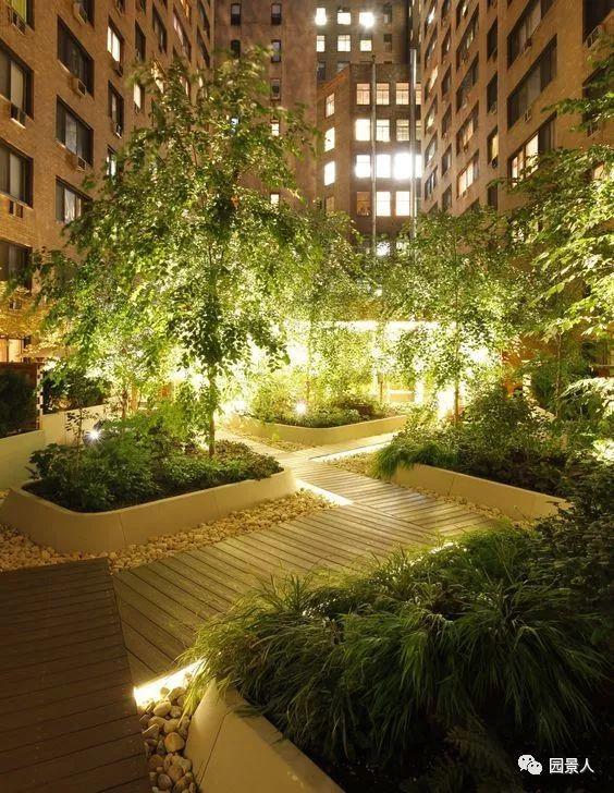 景观中庭,建筑群的心脏!_15