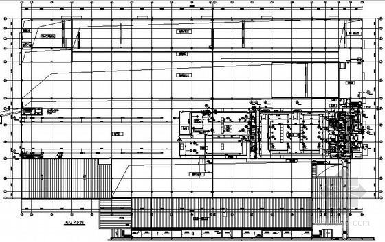 [广州]工厂暖通空调设计图纸