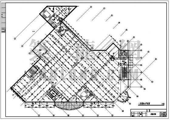 某五层综合楼装修改造工程消防系统设计图