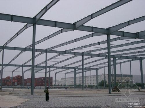 [青海]钢结构厂房及办公楼监理大纲(12栋厂房 192页)