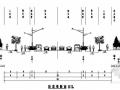 [安徽]50米宽城市主干路交通标志标线施工图15张