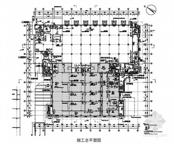 [北京]框架结构工厂扩建工程施工组织设计(330页)