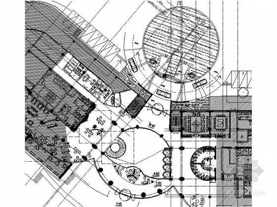 [福建]全套国际游艇俱乐部会所室内装修设计施工图(含效果)
