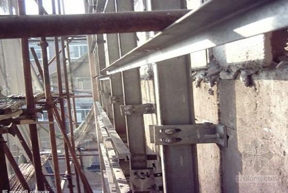 建筑装修工程干挂石材施工工艺图解