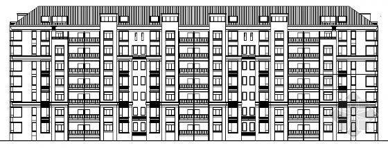 某工程二期施工图1号楼-建施图