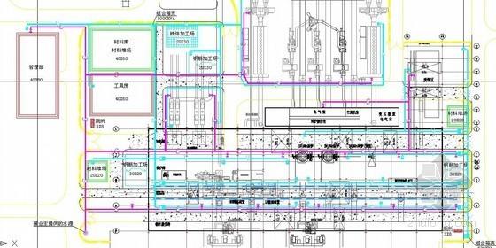 [上海]钢铁公司搬迁工程炼钢工程施工组织总设计(198页,附图丰富)