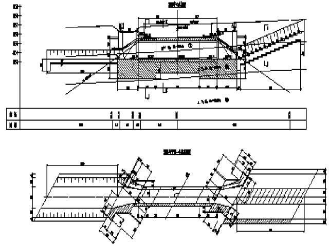 [内蒙古]I级铁路原位现浇框架小桥顶进桥涵中桥设计图纸500张(19座桥)