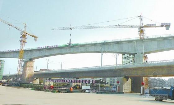 48m跨线桥连续梁安全专项施工方案(67页)