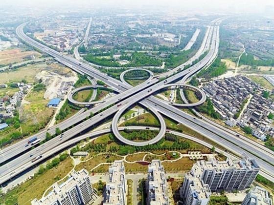 [重庆]互通式立交桥上部结构施工方案